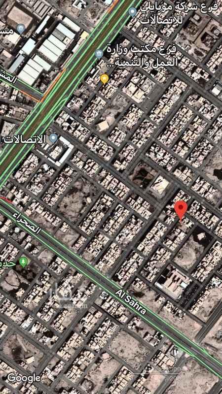 أرض للبيع في شارع القدسية ، حي المروة ، الرياض