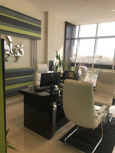 مكتب تجاري للإيجار في شارع البركة ، حي الفلاح ، الرياض ، الرياض