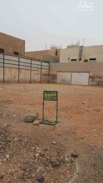 أرض للبيع في شارع ابن خلكان ، حي النسيم الشرقي ، الرياض
