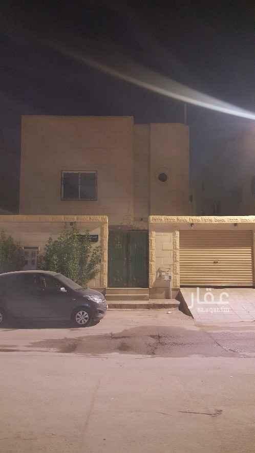 فيلا للإيجار في شارع خالد بن مسلمة المخزومي ، حي النهضة ، الرياض ، الرياض