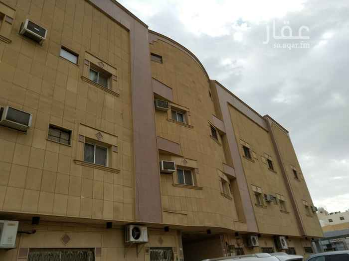 شقة للإيجار في شارع البحار ، حي الحمراء ، الرياض