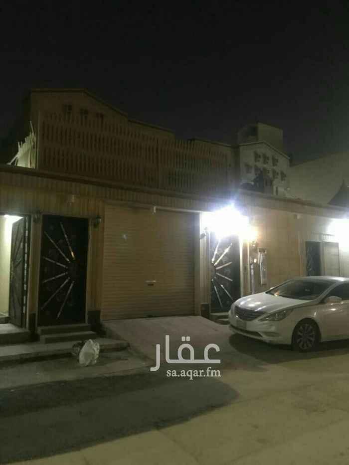 فيلا للإيجار في شارع الملز ، حي اليرموك ، الرياض ، الرياض