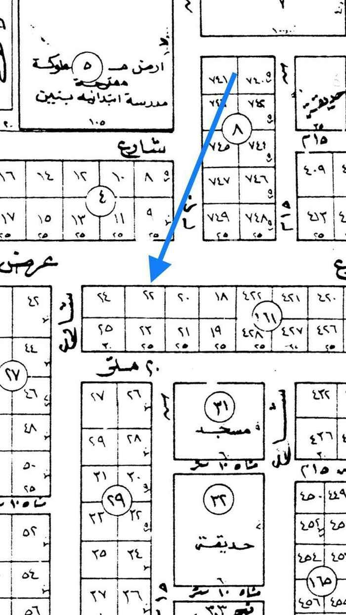 أرض للبيع في شارع الحسين بن علي ، حي الازدهار ، الرياض ، الرياض