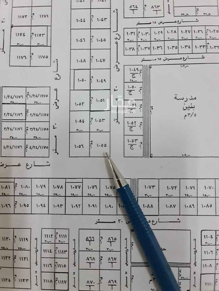 أرض للبيع في شارع النبراس ، حي ظهرة لبن ، الرياض ، الرياض