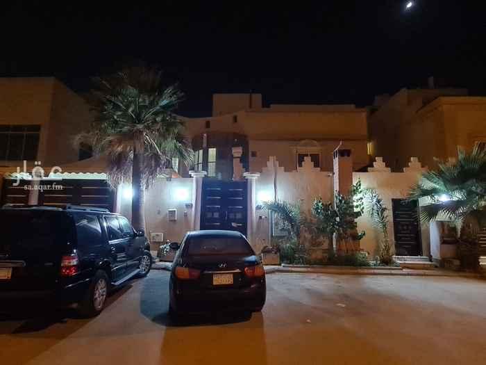 فيلا للبيع في شارع القصر الكبير ، حي حطين ، الرياض ، الرياض