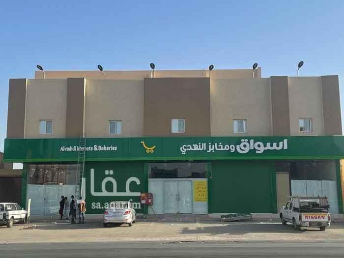 عمارة للإيجار في شارع ريحانة بنت زيد الفرعي ، حي العارض ، الرياض ، الرياض