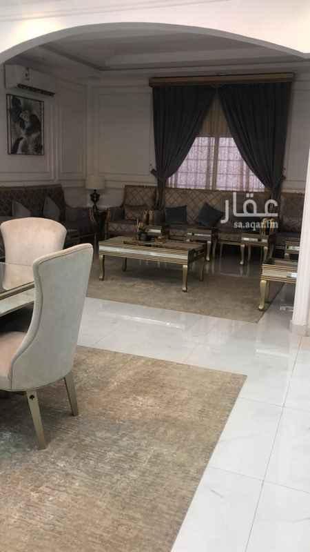 فيلا للإيجار في شارع عبيدالله بن عبدالكريم الرازي ، حي الرمال ، الرياض ، الرياض