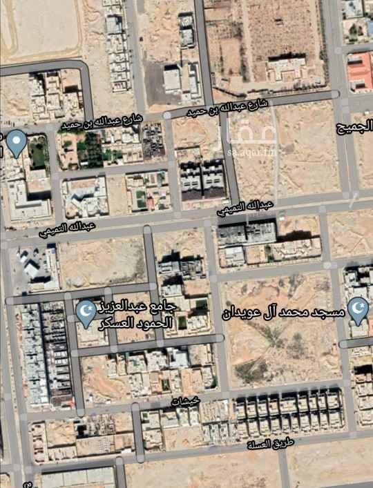 أرض للبيع في شارع عبدالله التميمي ، حي القيروان ، الرياض ، الرياض