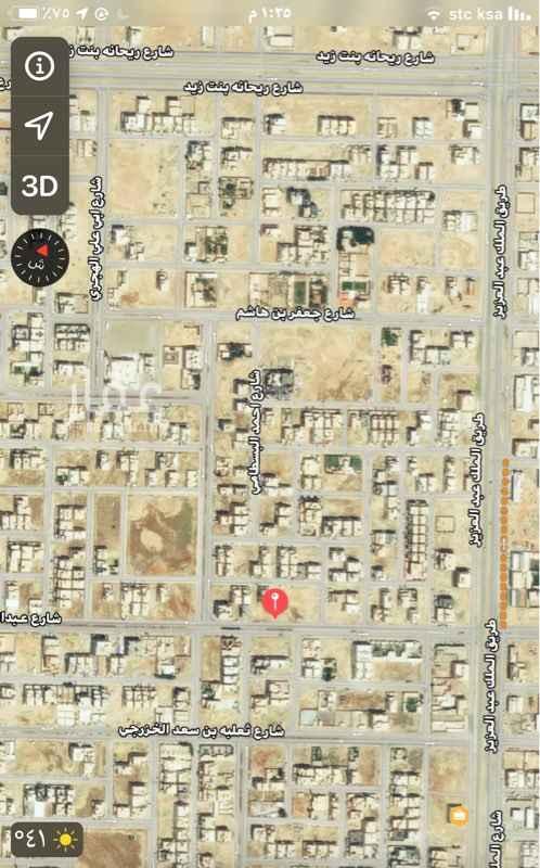 أرض للبيع في حي ، شارع عبدالله بن العاص ، حي العارض ، الرياض ، الرياض
