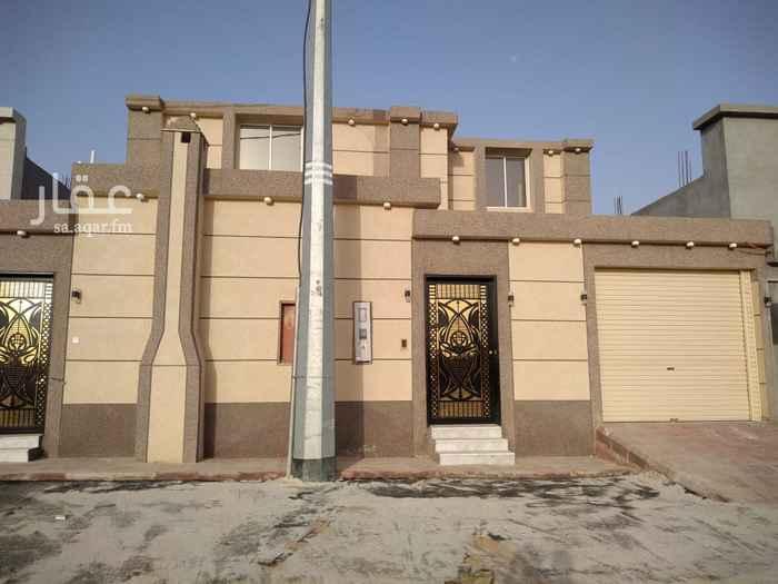 فيلا للإيجار في شارع مالك بن الدخشم الخزرجي ، حي الشرق ، الرياض ، رماح