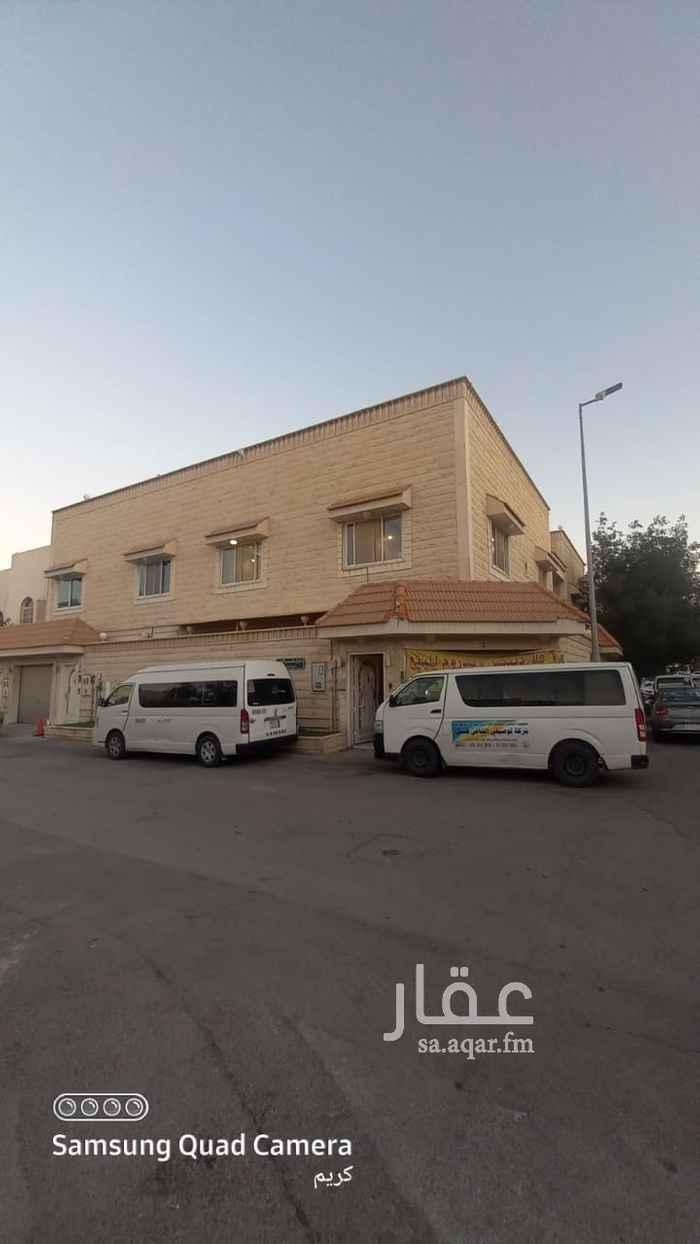 فيلا للإيجار في شارع وادي الجناح ، حي السليمانية ، الرياض ، الرياض