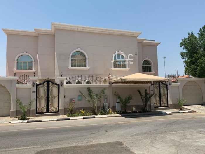 فيلا للإيجار في طريق الملك عبدالعزيز ، حي الجامعة ، الظهران ، الدمام