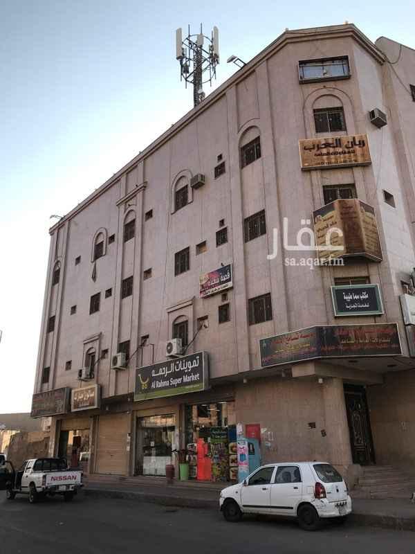 مكتب تجاري للإيجار في شارع صخر بن اعيا الاسدي ، حي الاصيفرين ، المدينة المنورة ، المدينة المنورة