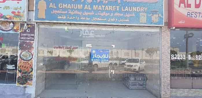 محل للإيجار في شارع عمر بن الخطاب ، حي الضباب ، الدمام