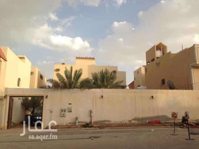 استراحة للبيع في شارع الحومية ، حي هجرة لبن ، الرياض