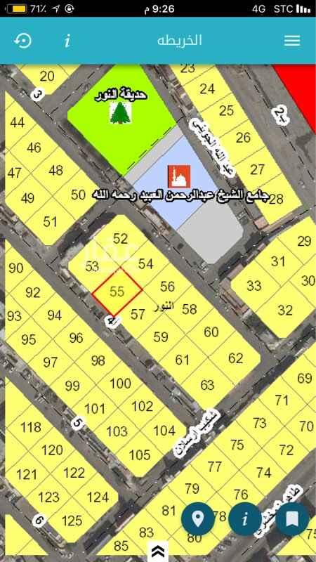 أرض للبيع في شارع ابو منصور الثعالبي ، حي النور ، الدمام ، الدمام