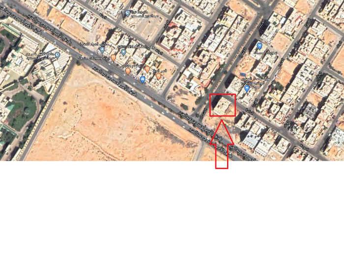 عمارة للبيع في شارع الخنساء ، حي هجرة لبن ، الرياض ، الرياض