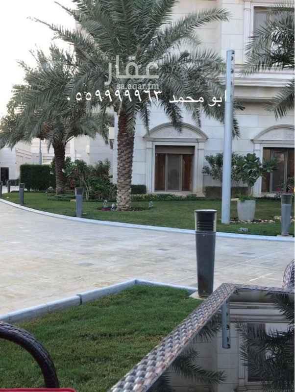 فيلا للبيع في شارع سعيد المطوع ، حي حطين ، الرياض