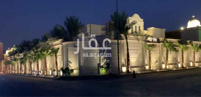 فيلا للبيع في شارع اسماعيل بن يوسف ، حي النخيل ، الرياض