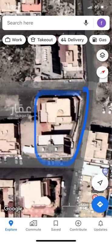عمارة للبيع في حي قرى آل غليظ ، أبها ، أبهــــا
