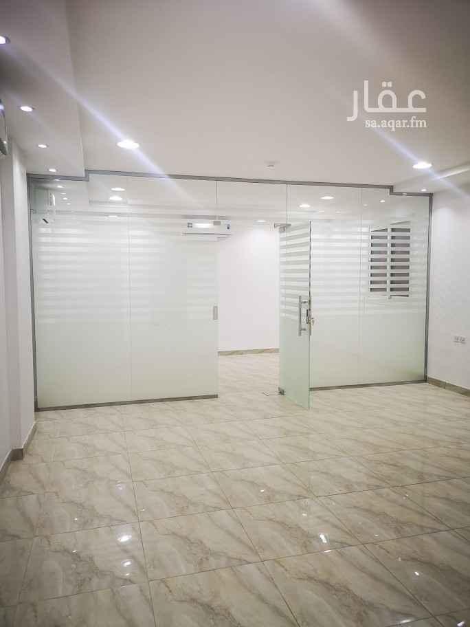 مكتب تجاري للإيجار في شارع المتنبي ، حي الملز ، الرياض ، الرياض