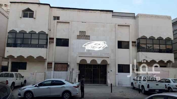 عمارة للبيع في شارع بني حراضه ، حي النزهة ، جدة ، جدة