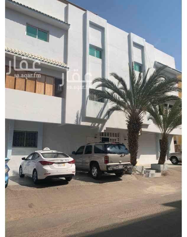 عمارة للإيجار في شارع عائكه بنت خالد ، حي البوادي ، جدة ، جدة