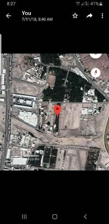 مزرعة للبيع في حي سيد الشهداء ، المدينة المنورة