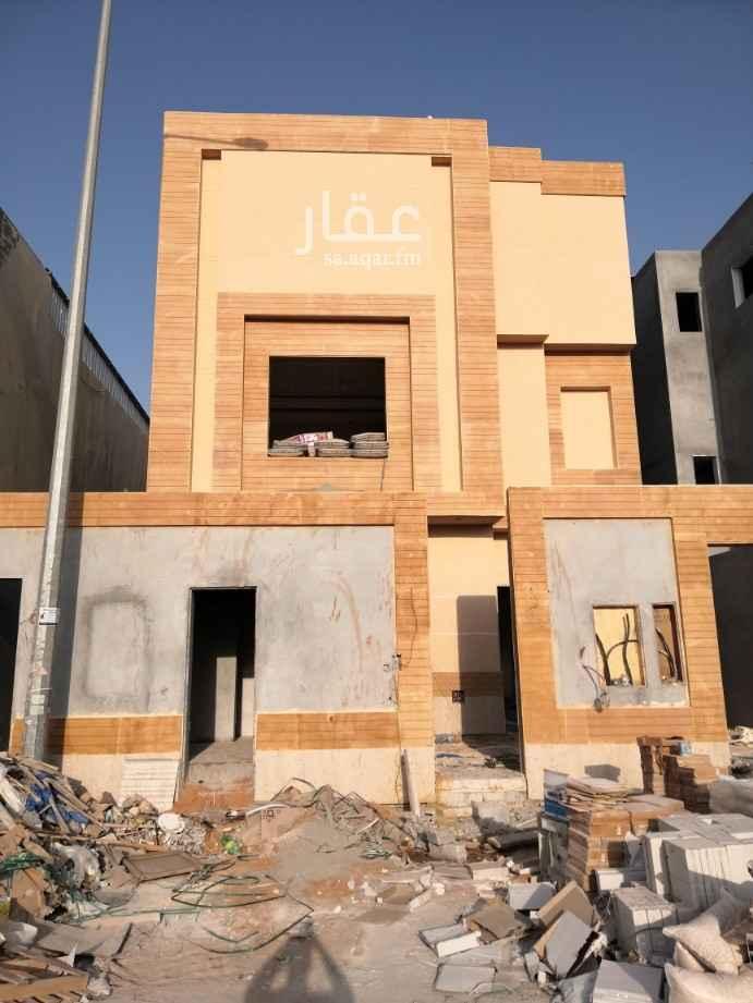 فيلا للبيع في شارع البحر المتوسط ، حي العقيق ، الرياض