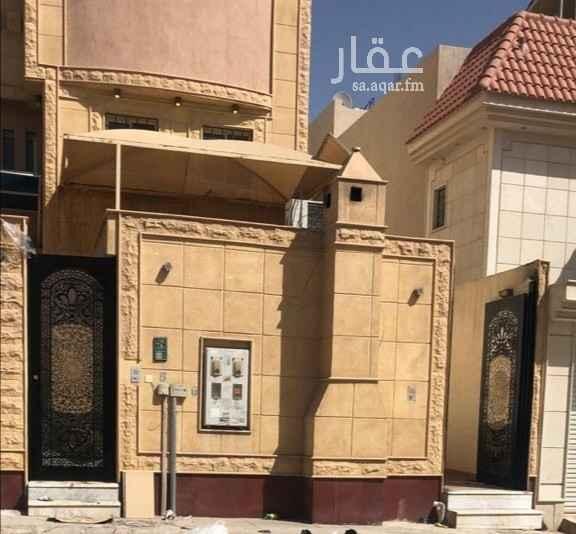 دور للإيجار في شارع شبوة ، حي النهضة ، الرياض ، الرياض