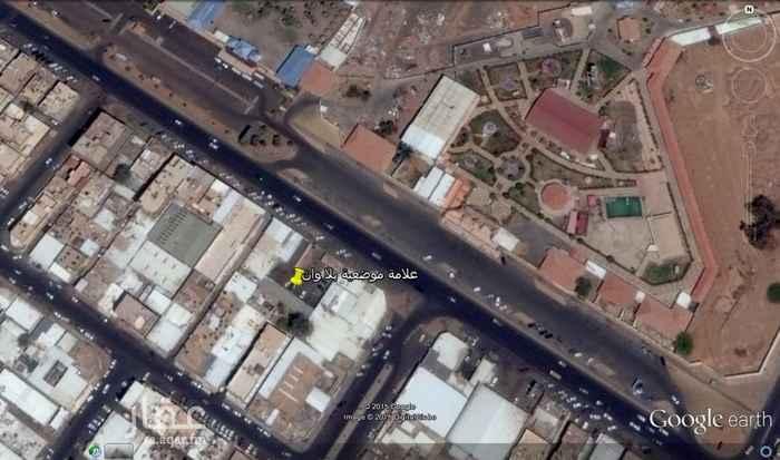 أرض للبيع في شارع ابن قيم الجوزية ، حي المهرجان ، تبوك