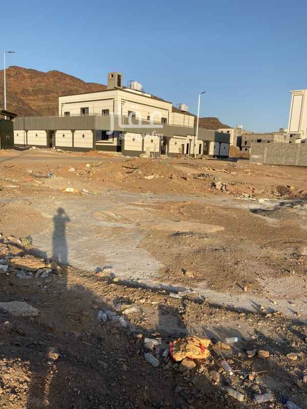 أرض للبيع في شارع بحبى بن سعد ، حي النقس ، المدينة المنورة ، المدينة المنورة