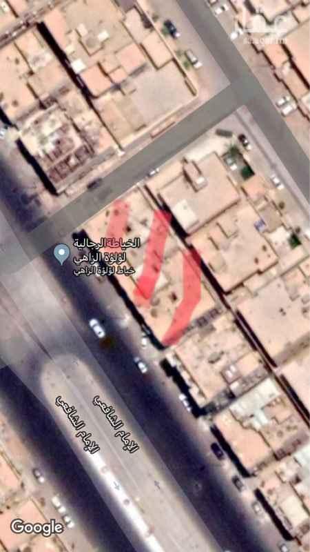 عمارة للإيجار في شارع الإمام الشافعي ، حي السلام ، الرياض