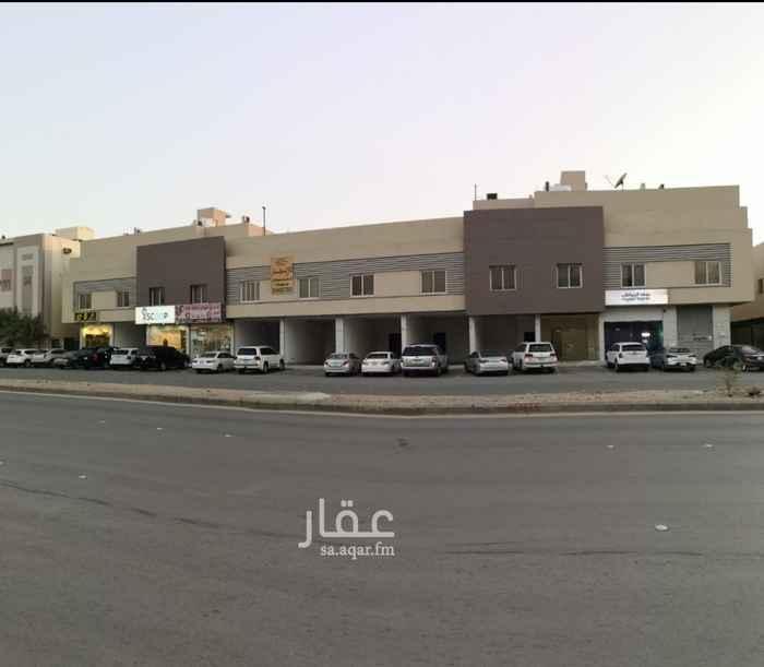 محل للإيجار في شارع البحر المتوسط ، حي العقيق ، الرياض