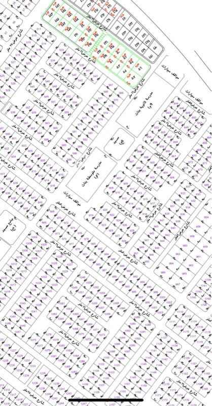 أرض للبيع في شارع عمر بن عبد العزيز ، حي السويس ، جازان ، جزان
