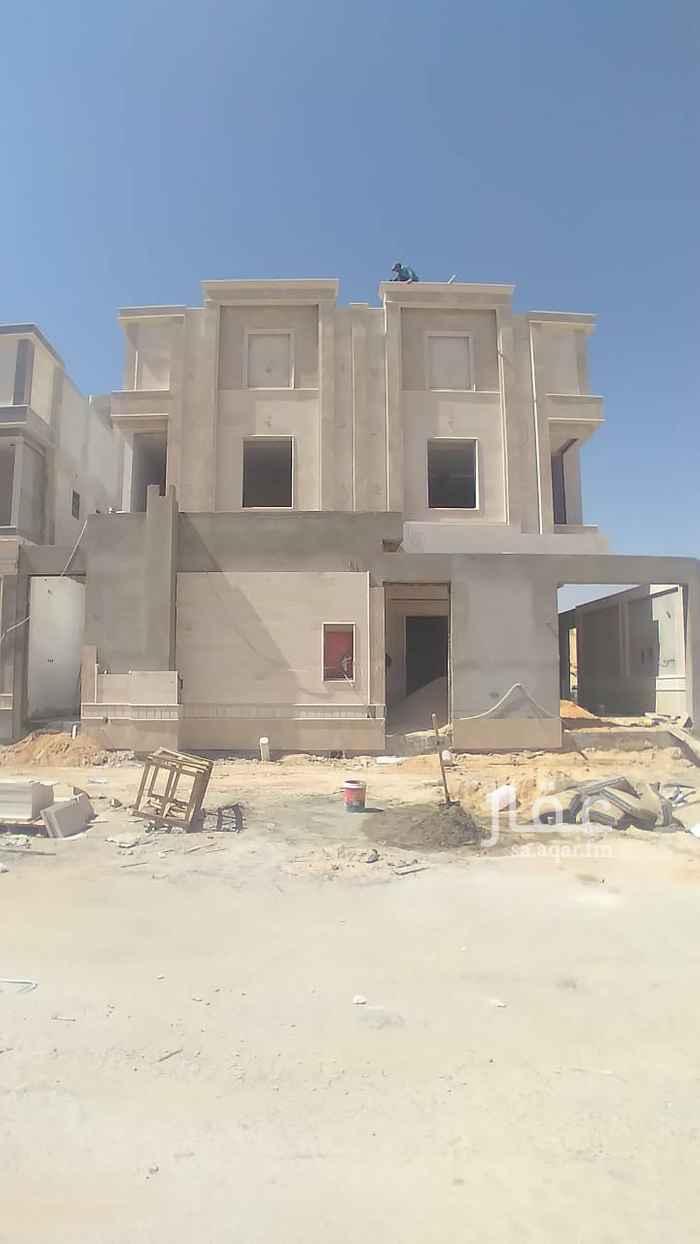 فيلا للبيع في شارع الامام الحافظ العسقلاني ، حي ظهرة نمار ، الرياض