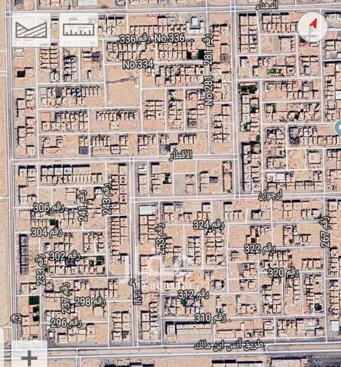 أرض للبيع في شارع الأماسي ، الرياض