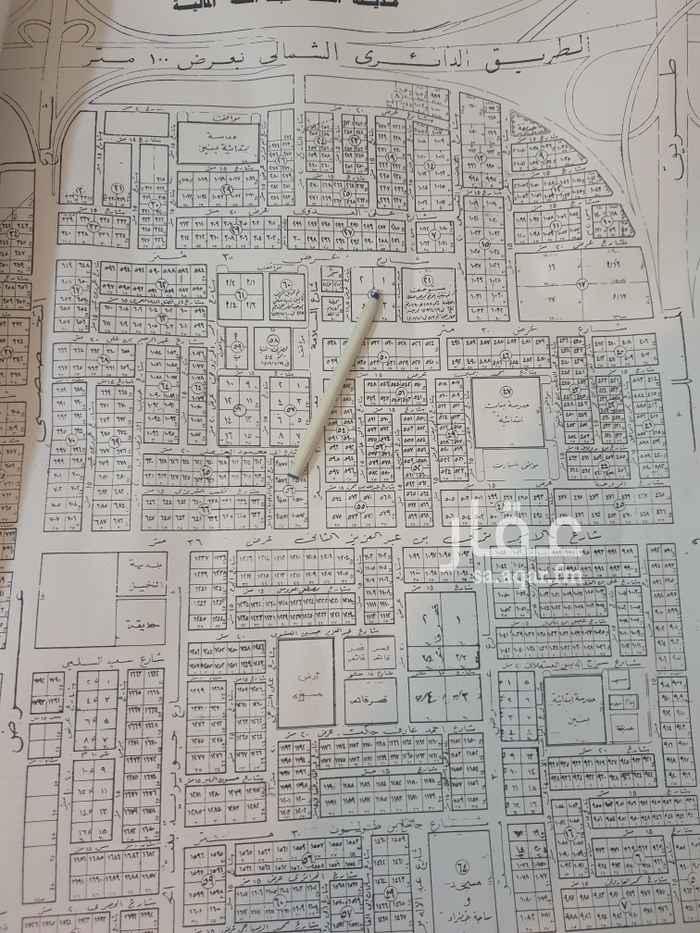 أرض للبيع في الطريق الدائري الشمالي الفرعي ، حي النخيل ، الرياض