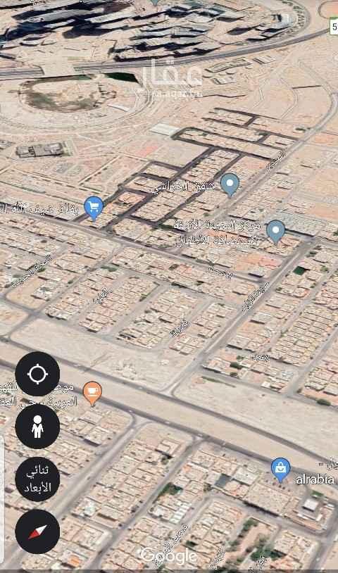 أرض للبيع في شارع قطرانة ، حي العقيق ، الرياض ، الرياض