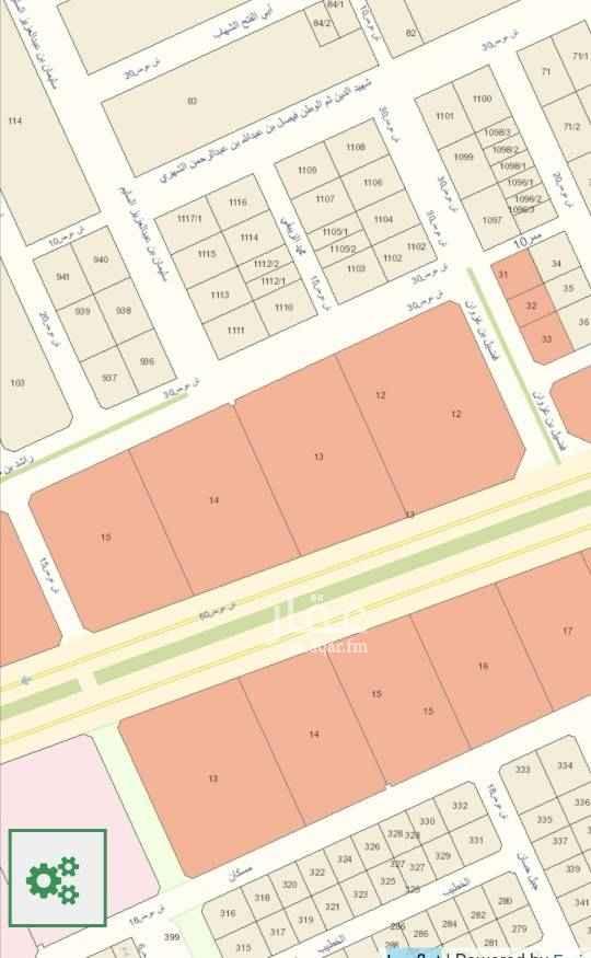 أرض للبيع في طريق الأمير تركي بن عبدالله بن عبدالعزيز ، الرياض ، الرياض