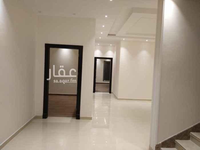 فيلا للبيع في شارع الخزامة ، حي هجرة لبن ، الرياض