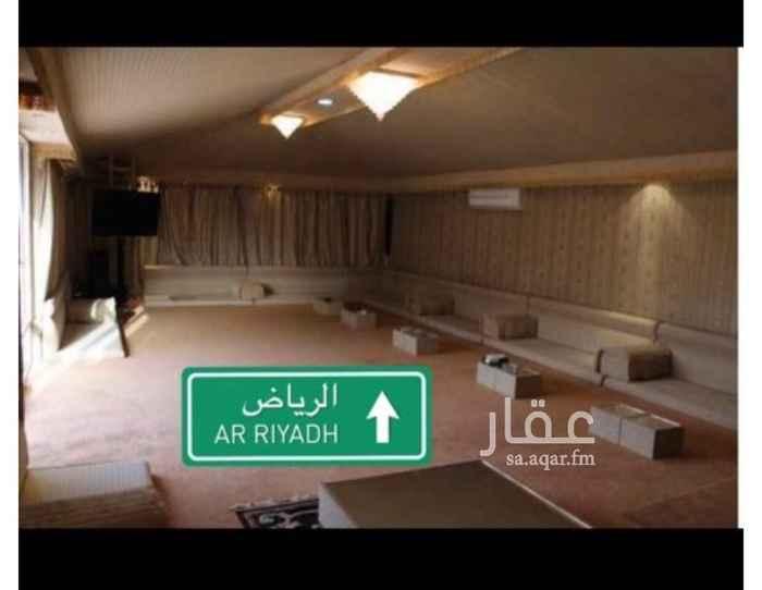 استراحة للبيع في طريق الثمامة ، حي الرمال ، الرياض ، الرياض