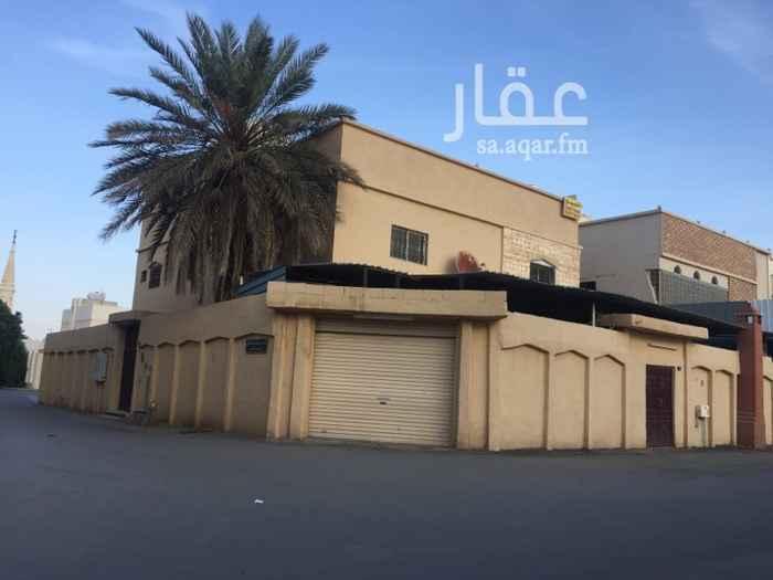 بيت للبيع في شارع ابي القاسم الشاطبي ، حي العريجاء الغربية ، الرياض ، الرياض