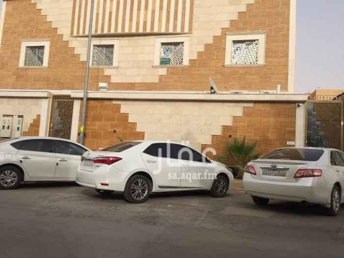شقة للإيجار في شارع وادي مرخة ، حي المروة ، الرياض ، الرياض