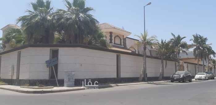 فيلا للبيع في شارع قثم بن عباس ، حي الزهراء ، جدة ، جدة
