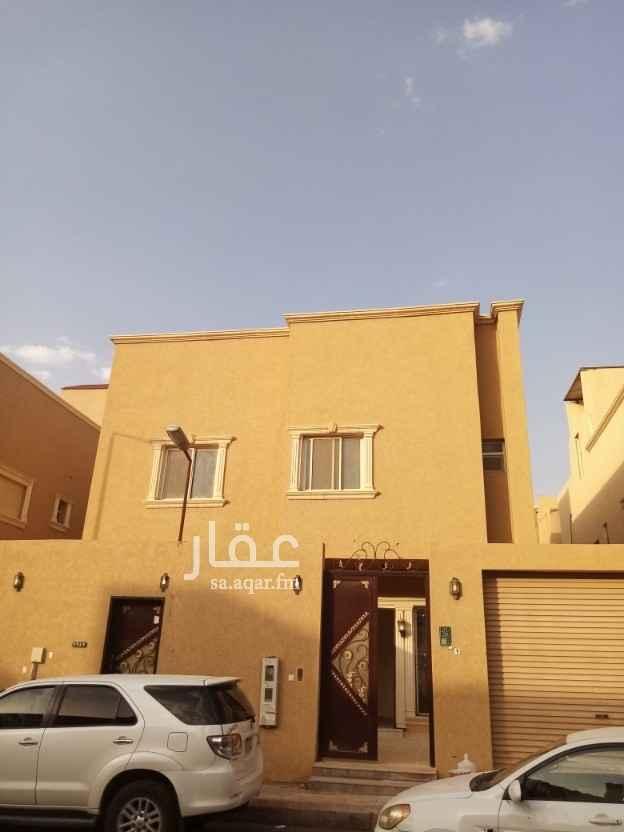 فيلا للإيجار في شارع القماري ، حي الوادي ، الرياض ، الرياض