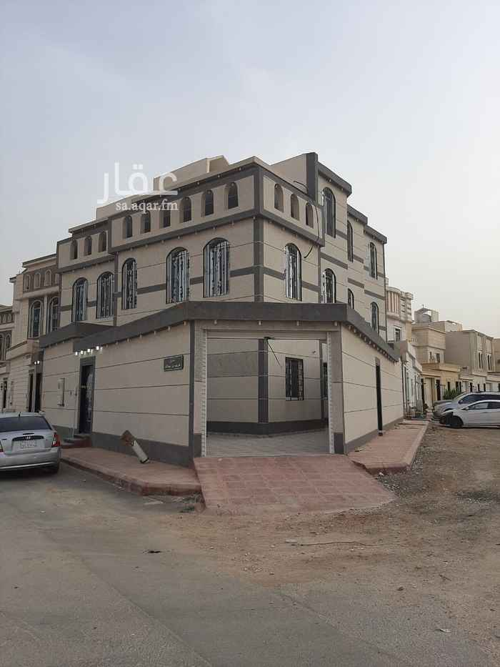 دور للإيجار في شارع عثمان بن سند النجدي ، حي الرمال ، الرياض ، الرياض