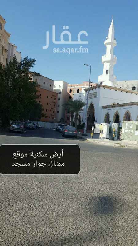 أرض للبيع في شارع ابن المطوق ، حي الورود ، جدة