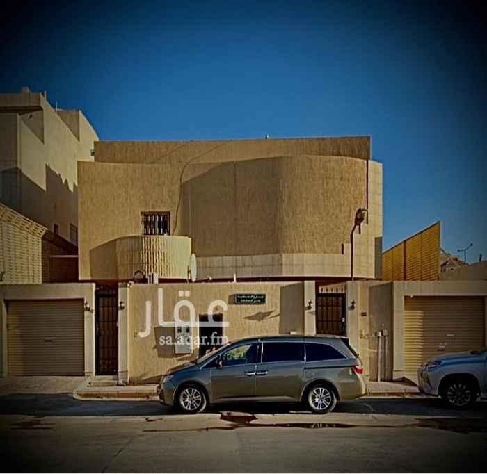 دور للإيجار في شارع الغنامية ، حي الملقا ، الرياض ، الرياض