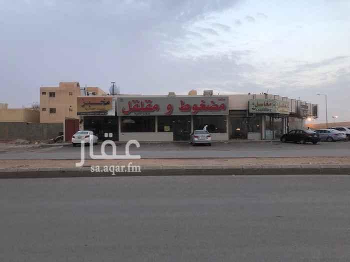 محل للإيجار في شارع دار الحكيم ، الرياض